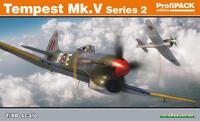 Tempest Mk.V (Темпест) 2-серия ProfiPak - 82122 Eduard 1:48