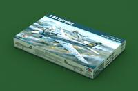 A-6A Intruder палубный штурмовик - 81708 HobbyBoss 1:48