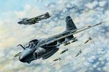 A-6E TRAM Intruder палубный штурмовик - 81710 Hobby Boss 1:48