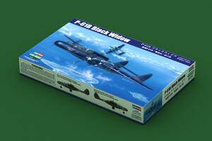 P-61B Black Widow ночной истребитель - 81731 HobbyBoss 1:48