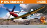 P-51D Mustang (Мустанг) ProfiPak - 82102 Eduard 1:48