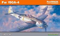 Fw.190A-4 истребитель - 82142 Eduard 1:48