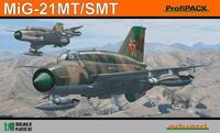 МиГ-21СМТ истребитель ProfiPak - 8233 Eduard 1:48