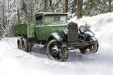ГАЗ-ААА грузовик - 83837 Hobby Boss 1:35