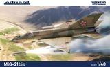 МиГ-21бис истребитель - 84130 Eduard 1:48