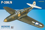 P-39K/N Аэрокобра истребитель - 84161 Eduard 1:48 Weekend Edition