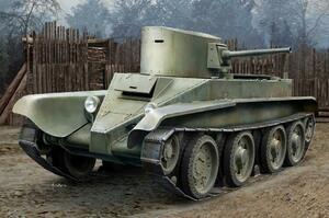 БТ-2 легкий танк ранний - 84514 Hobby Boss 1:35