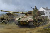 Pz.Kpfw.VI Sd.Kfz.182 Tiger II (Henschel 1944 Production) тяжелый танк - 84531 Hobby Boss 1:35