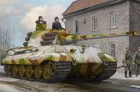 Pz.Kpfw.VI Tiger II Henschel Feb.1945 тяжелый танк - 84532 Hobby Boss 1:35