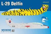 L-29 Delfin (Л-29 Дельфин) учебно-боевой - 8464 Eduard 1:48 Weekend Edition