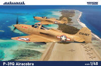 P-39Q (Аэрокобра) Aircobra истребитель - 8470 Eduard 1:48