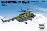 Ми-8МТ (Hip-H) транспортный вертолет - 87208 Hobby Boss 1:72