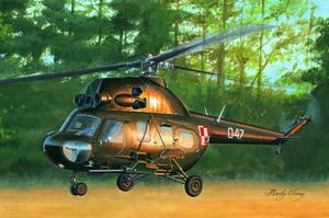 Ми-2УС вертолет огневой поддержки - 87242 Hobby Boss 1:72