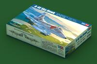 A-4E Skyhawk палубный штурмовик - 87254 HobbyBoss 1:72