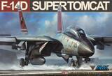 F-14D Super Tomcat палубный истребитель - 88009 AMK 1:48