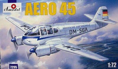 AERO-45 - 7295 Amodel 1:72