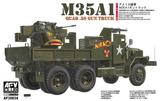 M35A1 Vietnam Gun Truck - AF35034 AFV Club 1:35
