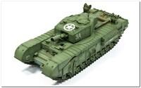 "Мк IV ""Черчилль"" III AVRE (Mk IV Churchhill Mk.III AVRE) инженерный танк. AF35167 AFV Club 1:35"