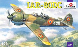 IAR-80DC - 72204 Amodel 1:72