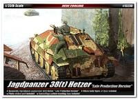 Хетцер (Jagdpanzer 38(t) Hetzer) ПТ САУ - 13230 Academy 1:35