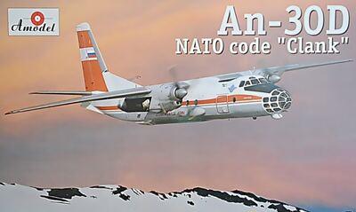 Ан-30Д - 72223 Amodel 1:72