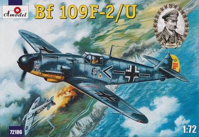 Bf.109F-2/U Galland - 72186 Amodel 1:72
