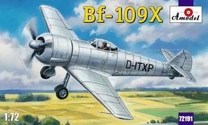 Bf.109X - 72191 Amodel 1:72