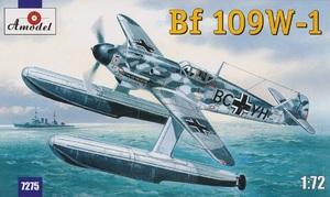 Bf.109W - 7275 Amodel 1:72