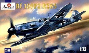 Bf.109F-2/RZ65 - 7248 Amodel 1:72
