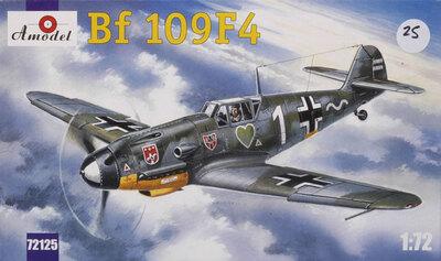 Bf.109F Messerschmitt - 72125 Amodel 1:72