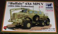 «Буффало» боевая инженерная машина (Buffalo MPCV). 35100 Bronco 1:35