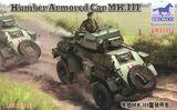 Humebr Mk III средний бронеавтомобиль - CB35112 Bronco 1:35