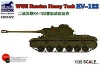 КВ-122 тяжелый танк - CB35122 Bronco 1:35