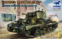 Cruiser Tank A9 Mk I-CS  крейсерский танк - CB35149 Bronco 1:35