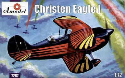 Christian Eagle-1 - 7287 Amodel 1:72