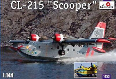 CL-215 - 1453 Amodel 1:144