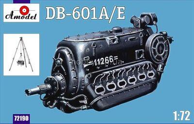 DB-601 A/E - 72190 Amodel 1:72