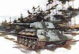 Т-34-76 обр.1941 средний танк - 6205 Dragon 1:35