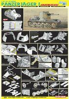 Panzerjager I 4.7cm PaK(t) - 6230 Dragon 1:35