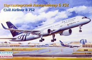 Б-757-200 Дельта (B752 Delta) - 14481 Восточный Экспресс 1:144