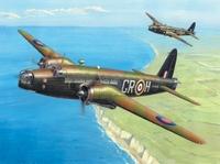 Веллингтон Мк.IС Средний бомбардировщик (Wellington Mk.IC) - 72305 Восточный Экспресс 1:72