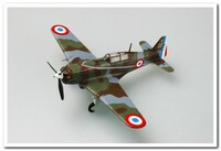 Моран-Солнье MS.406С-1 (3/4 Escadrille, GC II/3, Armee de l'Air) истребитель май 1940 г 36325 Easy Model 1:72