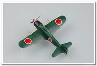 A6M5 модель 52 Зеро (A6M5 Reisen Saburo Sakai Yokosuka Naval Wing) палубный истребитель 1945 г 36353 Easy Model 1:72