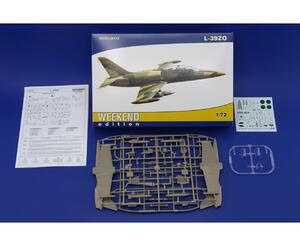 L-39ZO Альбатрос учебно-боевой самолёт - 7416 Eduard 1:72