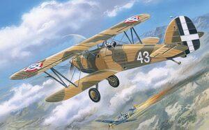 Hawker Fury I/II - 72140 Amodel 1:72