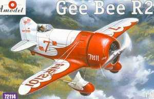 Gee Bee R2 Super Sportster - 72114 Amodel 1:72