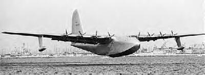 H-4 Spruce Goose - 72029 Amodel 1:72