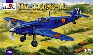 HA-1109K-1L - 72222 Amodel 1:72