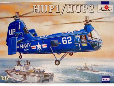 HUP-1/HUP-2 - 72136 Amodel 1:72