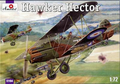 Hawker Hector - 72194 Amodel 1:72